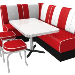 Retro Dining Table Chairs Uk Hammock Swing Chair Corner Booth Seating