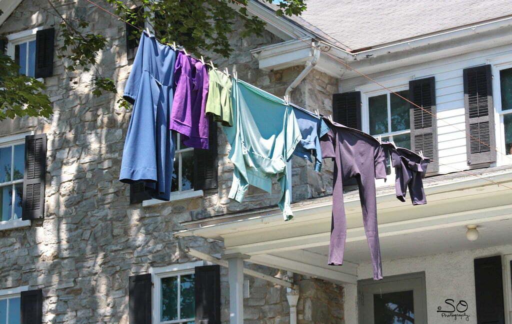 HCH Modevakschool - Kleding aan de waslijn - mode opleidingen en cursussen