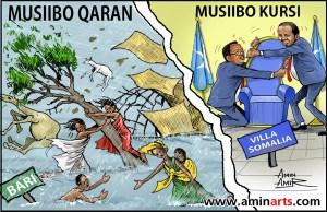 Musiibo Qaran iyo tuu Kursi