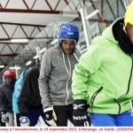 La Somalie a disputé son premier match de bandy, sorte de hockey sur glace