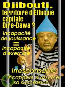 Djibouti pour l'Ethiopie - IOG - Roger Picon