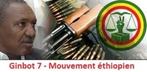 Ginbot 7 - Mouvement éthiopien