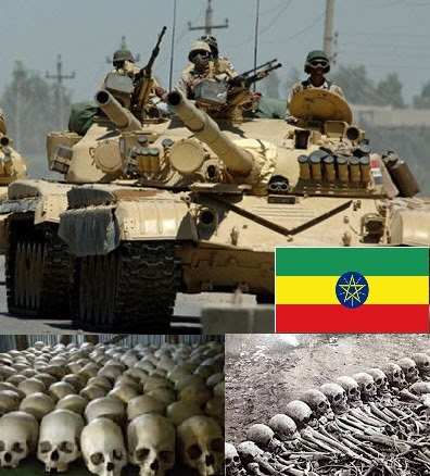 Massacres de l'armée éthiopienne