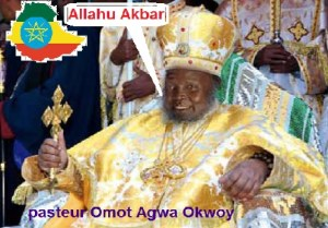 pasteur Omot Agwa Okwoy
