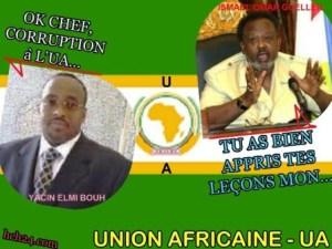 yacin elmi bouh - Guelleh _ Union Africaine - UA