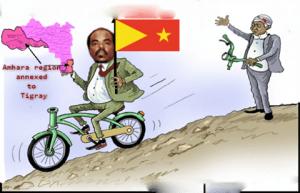 hostilités entre amhara et tigrés en éthiopie