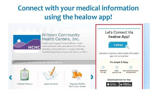 patient portal flyer 2016 for FB