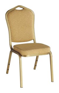 Hotel Contract Interiors | Aluminium Stacking Banquet Chairs