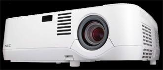 Nec Projektoren: Nec NP400 XGA LCD Beamer