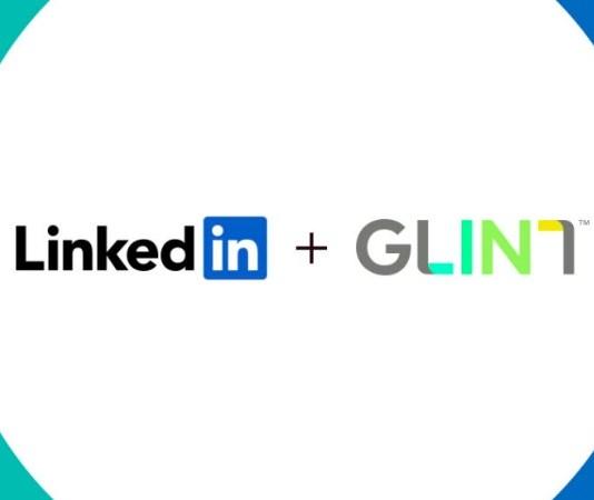 LinkedIn + Glint