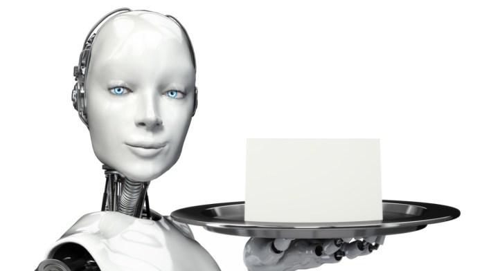 Robot Waitress