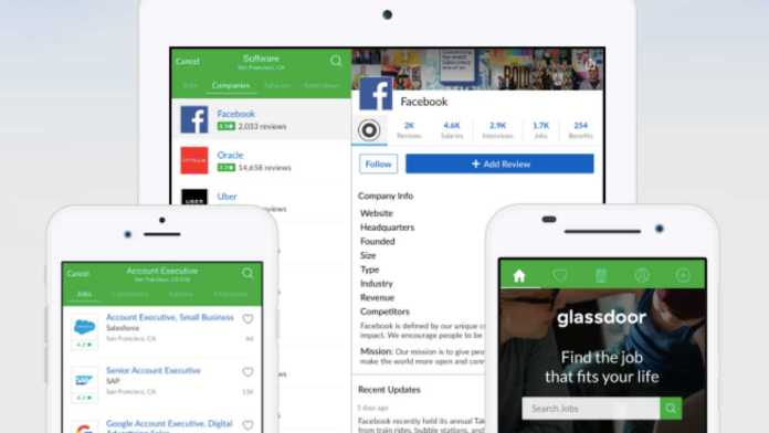 Glassdoor Mobile Apps