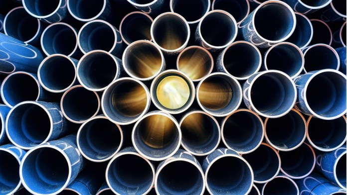 Empty Pipes
