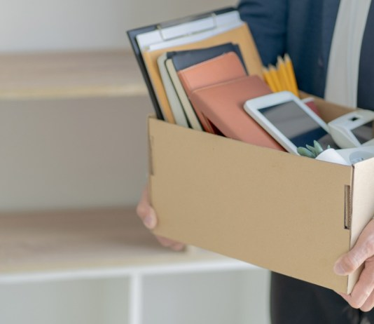 Layoff Box