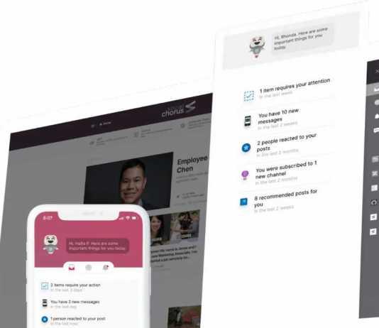 SocialChorus Platform