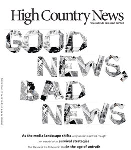 Issues — High Country News