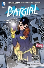 The Batgirl of Burnside