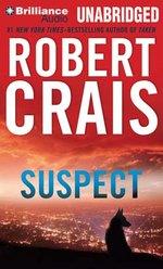 Suspect (Audiobook)