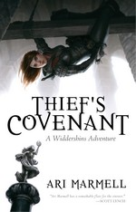 Thief's Covenant (Widdershins Adventures, #1)