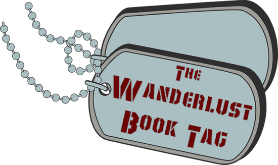 The Wanderlust Book Tag