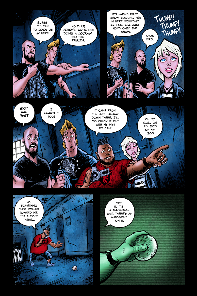 Tara Normal Issue 1 Page 022