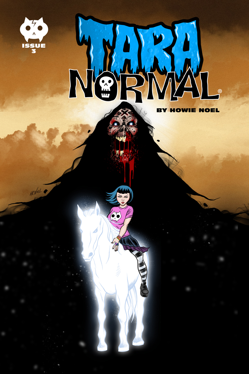 Tara Normal Issue 3 Cover