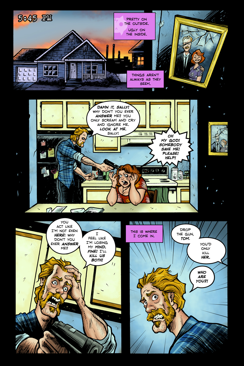 Tara Normal Issue 1 Page 009