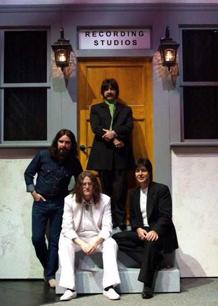 "RAIN's ""Abbey Road"" portrait."