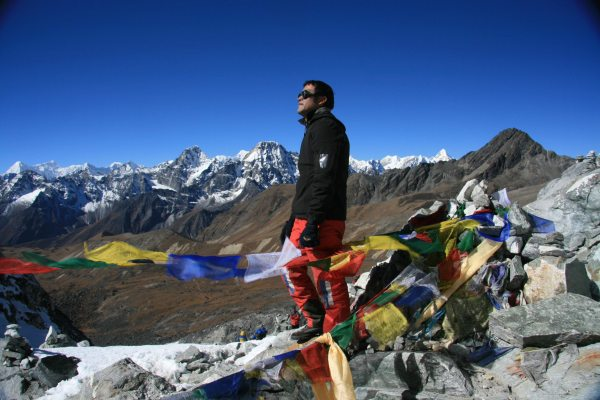 Pema Tshiri Sherpa will discuss his life in Nepal and relief efforts following the 2015 earthquake at a free event Jan. 18 at the Blowing Rock Art & History Museum. Photo submitted