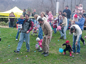 There are several Easter events in the High Country. File photo by Kathleen McFadden