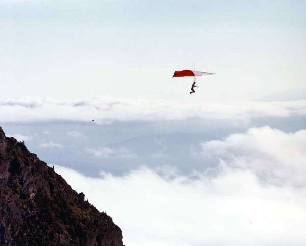 Grandfather Mountain to Hosts Hang Gliding Reunion July 21