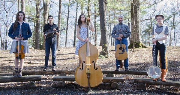 Strictly Strings / Image is from the group's new CD cover.