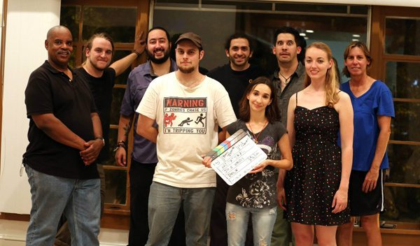 Artivational won Best Film of 2015  at Asheville's 48 Hour Film Project. Photos from Paul Halluch & Eitan Abramowitz.