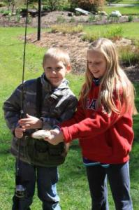 Saturday holds two great local fishing tournament for all ages to enjoy. Photo submitted