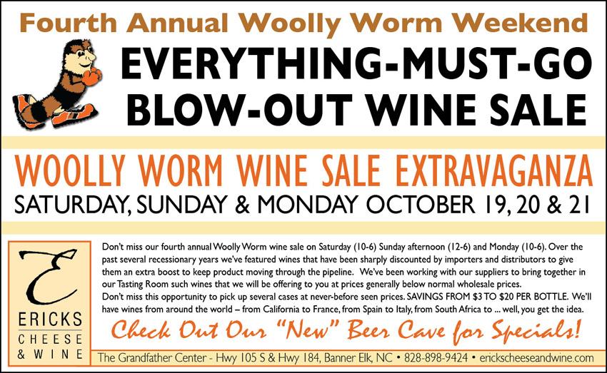 2013 woolly worm landing