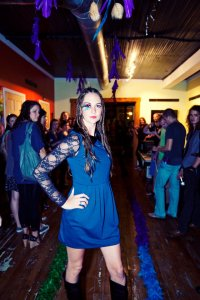 Lucky Penny fashion show
