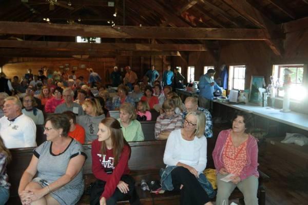 34th Annual Valle Crucis Community Park Benefit Auction ...