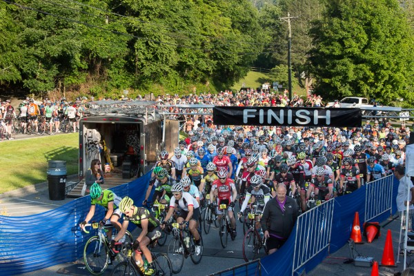 Blood Sweat & Gears 2013 ride. Photo submitted.
