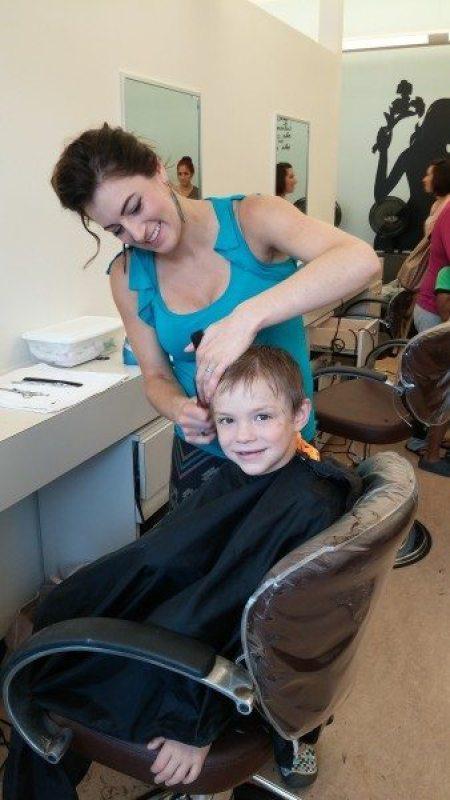Back2School haircut