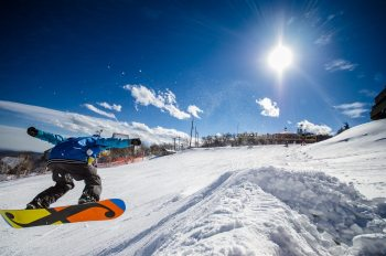 Spring Break at the Beech: Resort Primed for Skiing into Late March