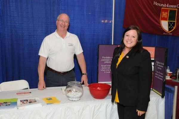 Boone Business Expo. Photo by Bob Caldwell.