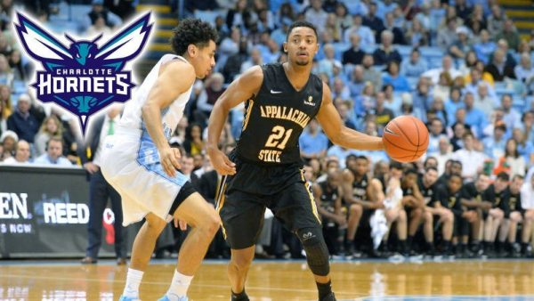 Frank Eaves will participate in a pre-NBA Draft workout with the Charlotte Hornets on Wednesday. Courtesy: Appalachian State Athletics