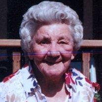 Ella Burleson