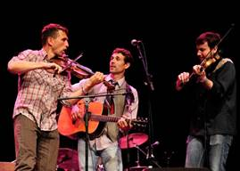 Ever-popular Scythian hosted the sold out Midnight Jam on Saturday night.