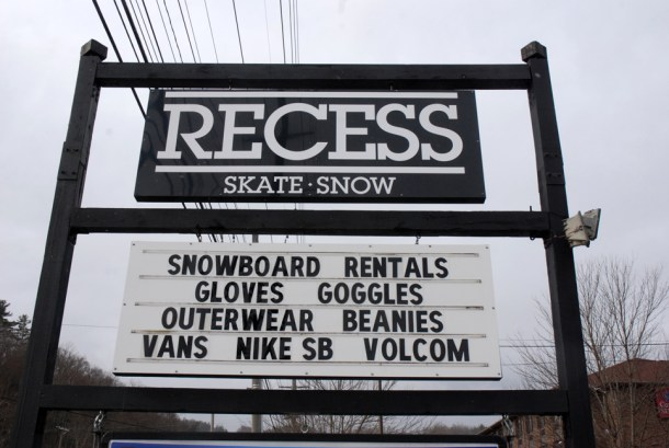 Recess has everything you need