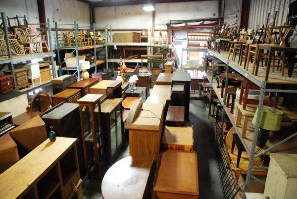 Curiosity's new salvage/reclaim work shop