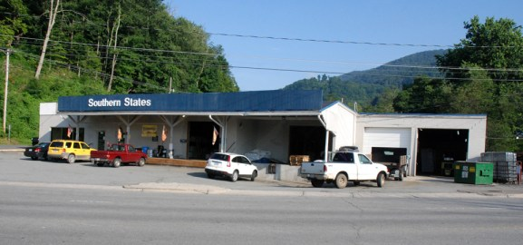 The downtown Boone location closed by July 25, 2013. Photo by Ken Ketchie