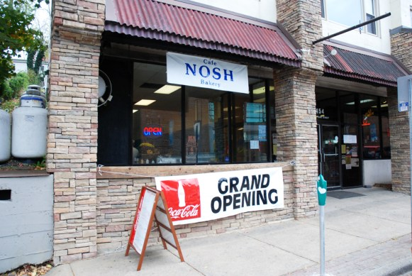 Nosh held its grand opening today