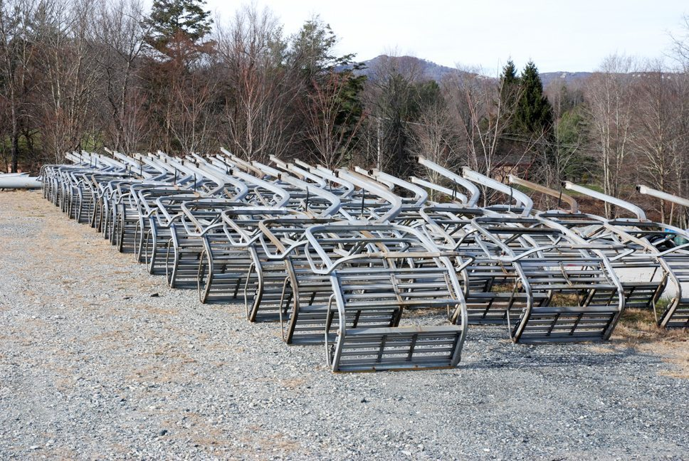 ski lift chairs for sale gonstead cervical chair purchase a piece of sugar mountain resort history fixe 0309