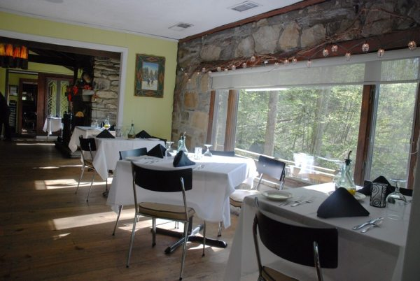 The Gamekeeper Restaurant and Bar. Photo by Ken Ketchie.
